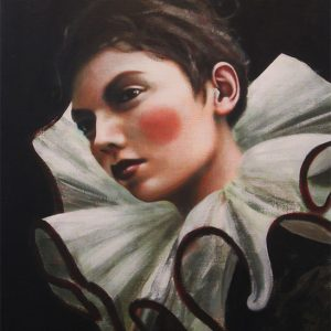 Porträtt av Ada