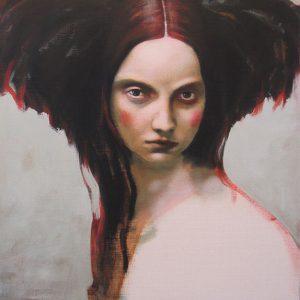 Porträtt av Friede
