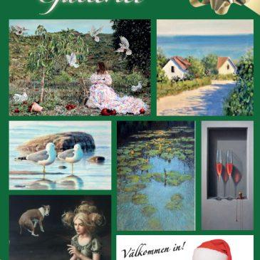 Jul i Galleriet!