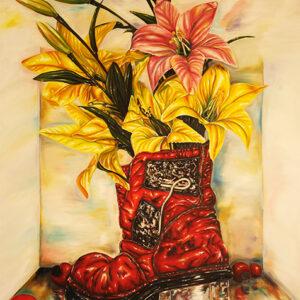 Blomsterkänga