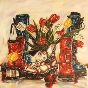 Blomsterkangor III